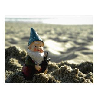 Beach Trek Letterhead