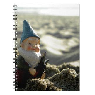 Beach Trek Notebook