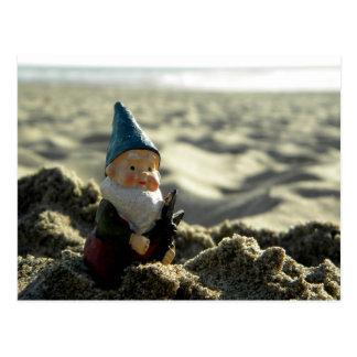Beach Trek Postcard