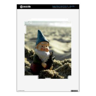 Beach Trek Skin For iPad 3