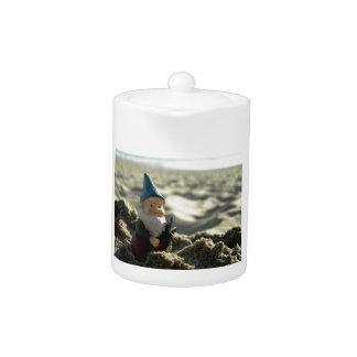 Beach Trek Teapot