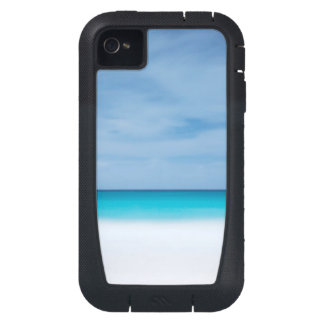 Beach tropical horizon ocean paradise sea photo iPhone4 case