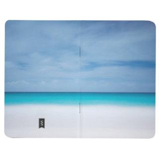 Beach tropical horizon ocean paradise sea photo journal