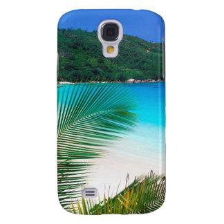 Beach Tropical Retreat Seychelles Samsung Galaxy S4 Cover