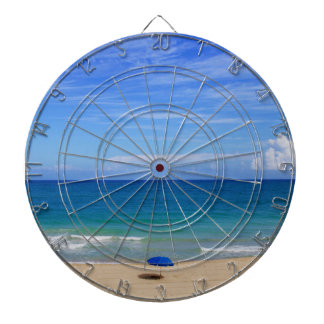 Beach Umbrella Ocean Dart Board