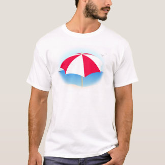 Beach Umbrella T-Shirt
