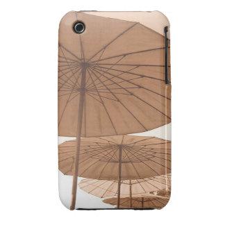Beach Umbrellas iPhone 3 Cover