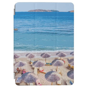 Beach Umbrellas Summer Scenery   iPad Air Case