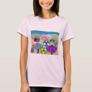 Beach Umbrellas T-shirt