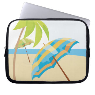 Beach Vacation Computer Sleeves