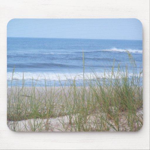 Beach Vacation Mouse Mat