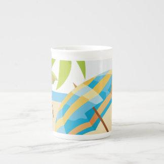 Beach Vacation Tea Cup