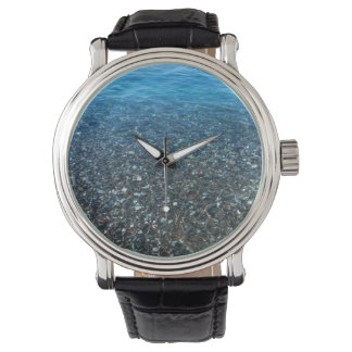 beach vacation wristwatch
