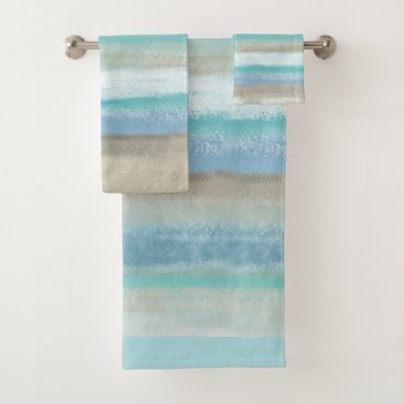Beach Vibes Bath Towel Set