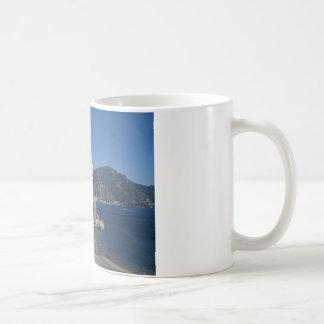 Beach view from Atrani Coffee Mug