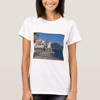 Beach view from Atrani T-Shirt