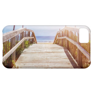 Beach view iPhone 5C covers
