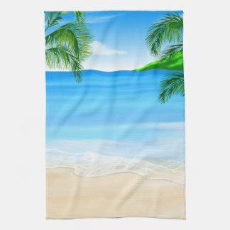 Beach View Towel