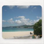 Beach view Mousepad Design by JADa Vision