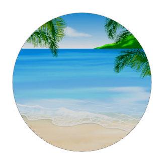 Beach View Poker Chip Set