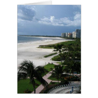 Beach Vista, Marco Island, Florida, 2010 Card