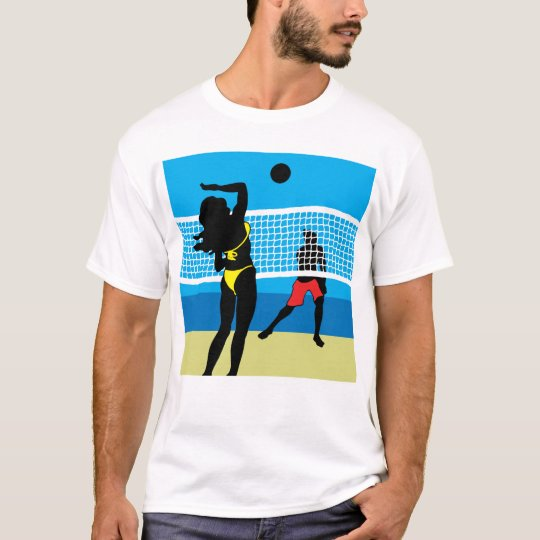 Beach volley T-Shirt