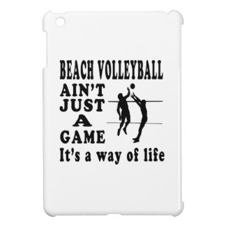 Beach Volleyball Ain't Just A Game It's A Way Of L Cover For The iPad Mini