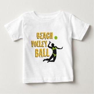 beach volleyball baby T-Shirt