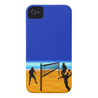 Beach Volleyball iPhone 4 Case-Mate Cases