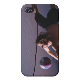 Beach Volleyball Game 2 iPhone 4/4S Covers