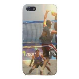 Beach Volleyball Game iPhone 4 Case