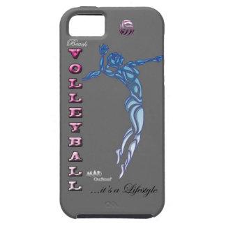 Beach Volleyball Grey Phonecase iPhone 5 Case
