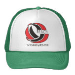 Beach Volleyball Mesh Hats