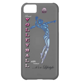 Beach Volleyball Phoncase Case For iPhone 5C