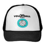 Beach Volleyball Rocks Trucker Hats