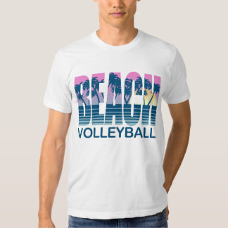 Beach Volleyball T Shirt
