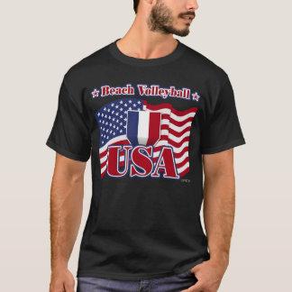 Beach Volleyball USA T-Shirt