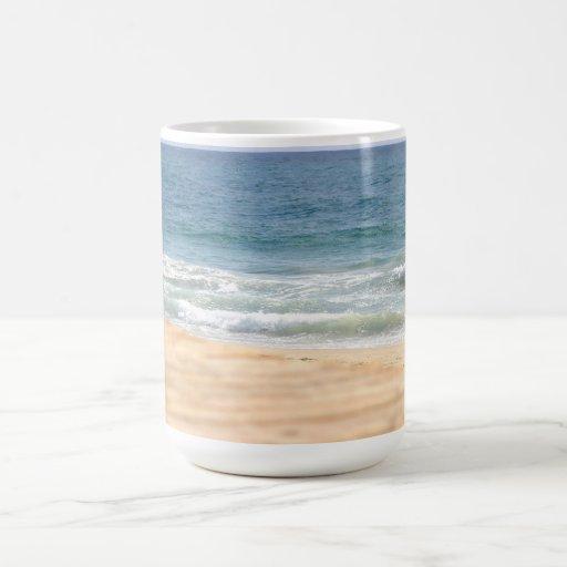 Beach Walk Coffee Mugs