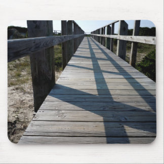 Beach Walk Mouse Pad
