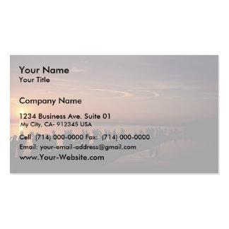 Beach Watchers Business Card