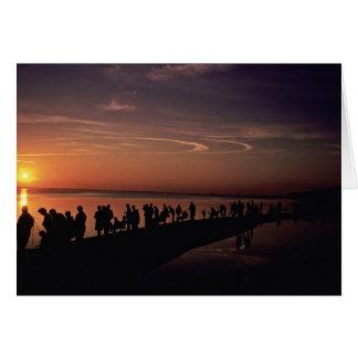 Beach Watchers Card