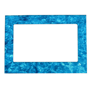 Beach Water 5x7 Magnetic Frame