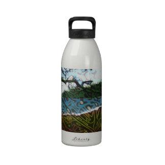 Beach Water Bottles