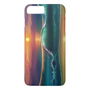 Professional Business Beach Wave iPhone 8 Plus/7 Plus Case