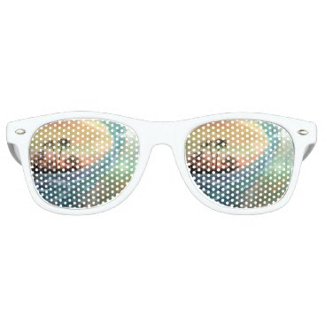 Beach Themed BEACH WAVE RETRO SUNGLASSES