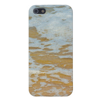 Beach Waves Foam, Nature Photography Case For iPhone SE/5/5s