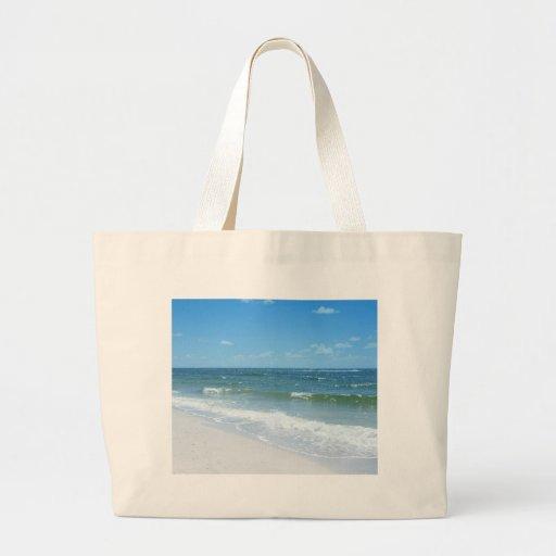 Beach Waves III Bags