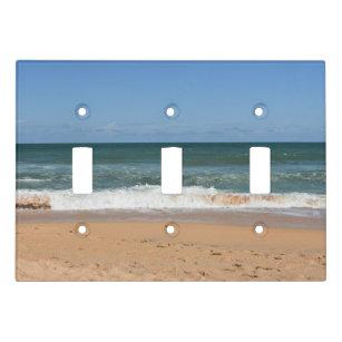 Beach Waves Seas Ocean Tropical Decor Light Switch Cover
