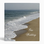 Beach Wedding Binder