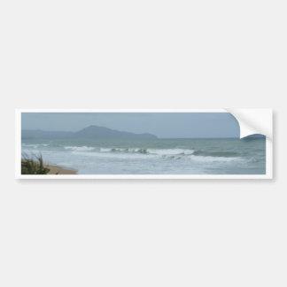 Beach Wedding Bumper Stickers